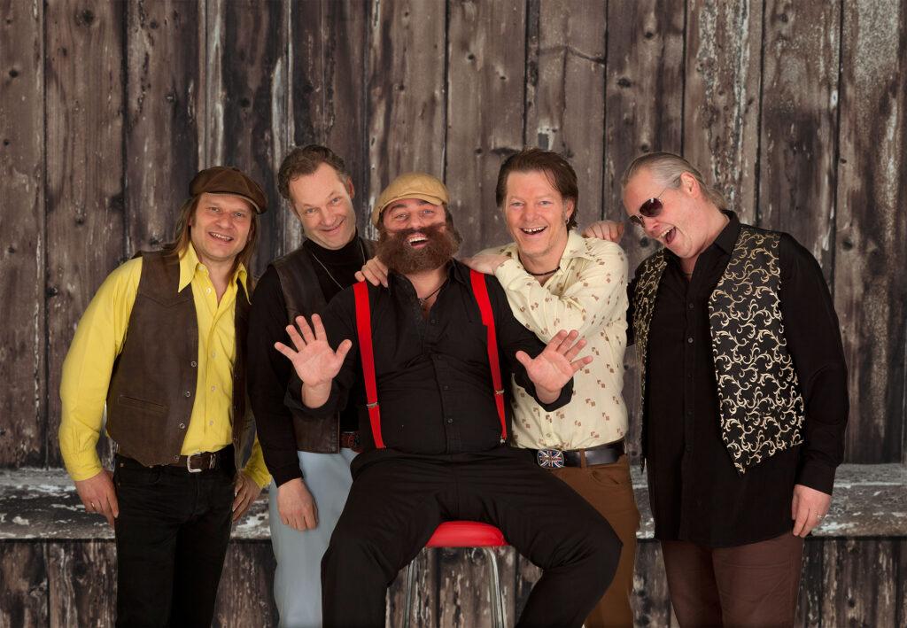 Græsted Kro - John Mogensen Show Band