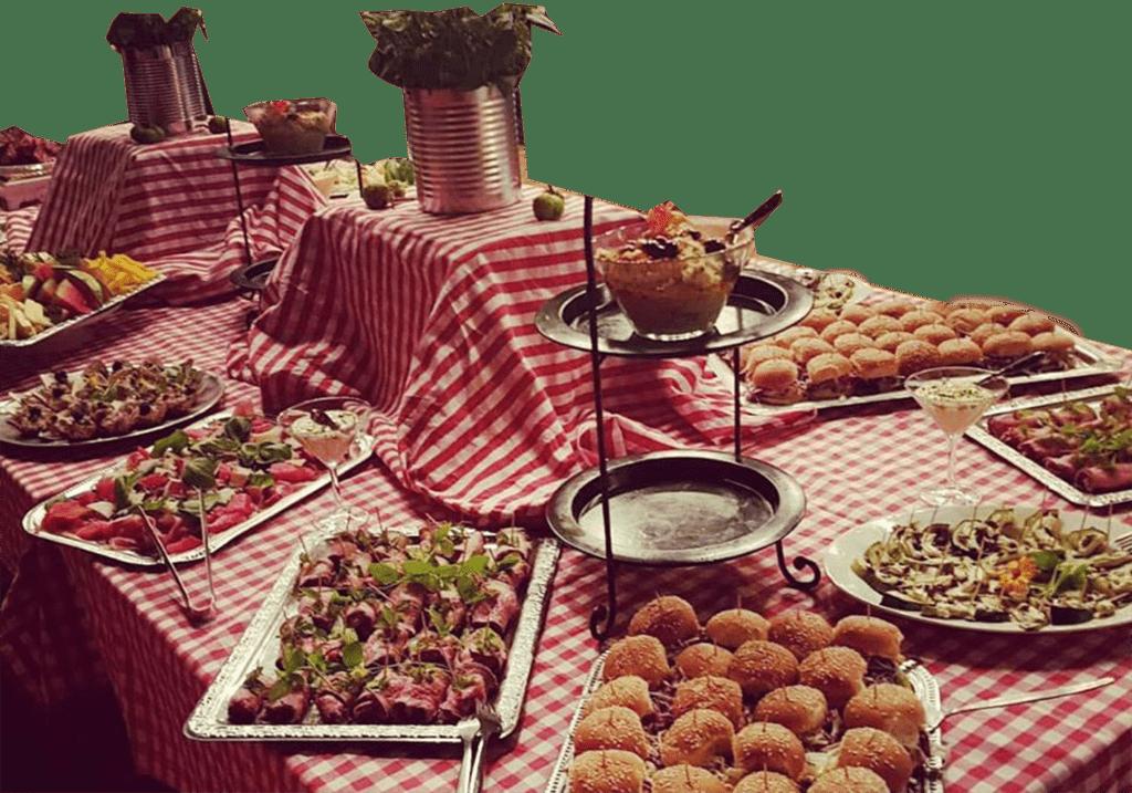 Græsted Kro - buffet