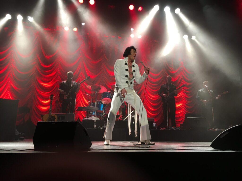 Elvis on my mind på Græsted Kro