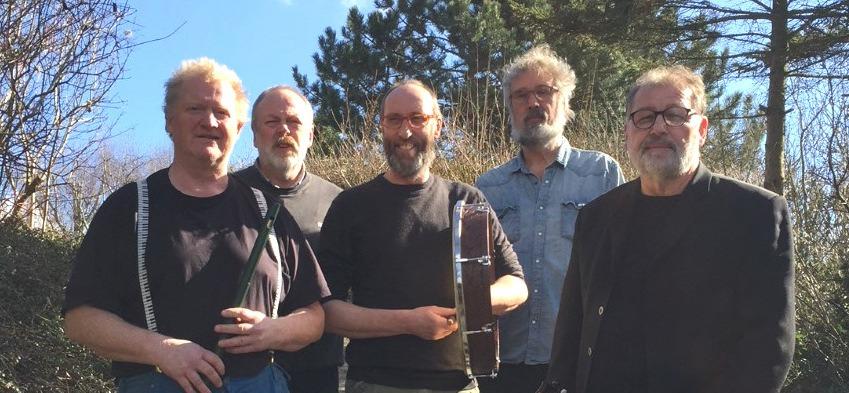 Peculiar String Band på Græsted Kro