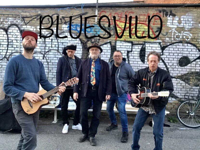 Bluesvild på Græsted Kro - Musik og underholdning med lækker mad